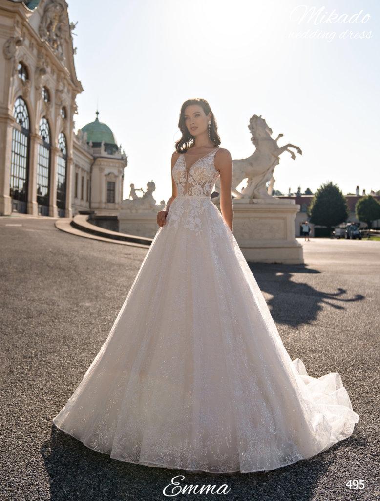 Весільні плаття львів